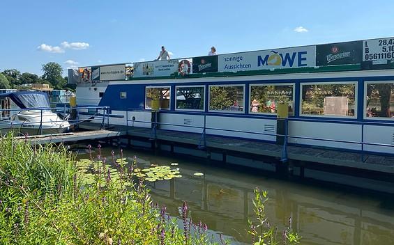 Fahrgastschiff Möwe Lychen