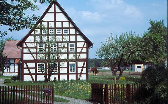 Wanderung durch die Kurstadt Bad Liebenwerda - Vorbei an Pilzen, Beeren und Teichen