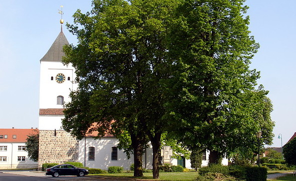 Kirche Rhinow, Foto: Tourismusverband Havelland e.V.