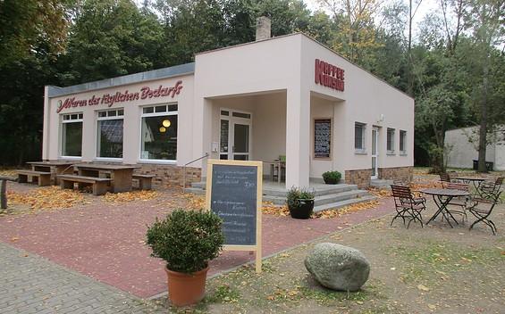 KaffeeKonsum - Das etwas andere Café in Wolletz
