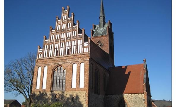 Kirche in Alt Krüssow, Foto: Tourismusverband Prignitz e.V.