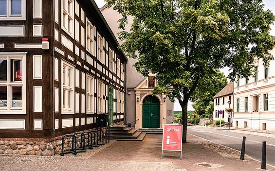 Tourist-Information im Alten Rathaus Biesenthal