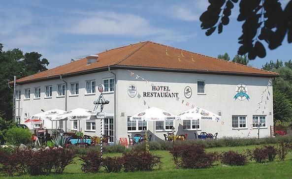 Restaurant Fährbuhne, Foto: Bad Freienwalde Tourismus GmbH