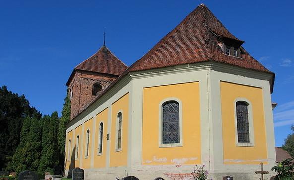 Kirche Hohennauen, Foto: Tourismusverband Havelland e.V.