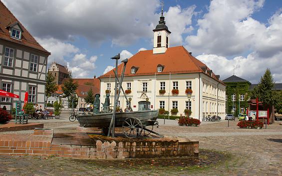 Stadtführung durch den historischen Stadtkern Angermünde