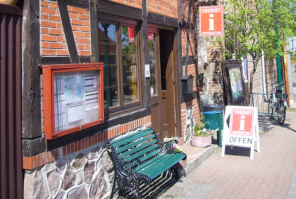 Tourist-Information Flecken Zechlin, Foto: TAB