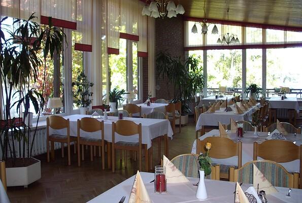 Restaurant im Seehotel Ichlim