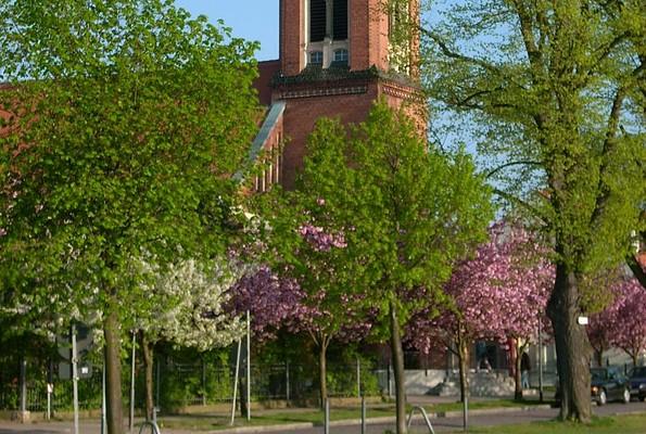 Katholische Kirche Maria Meeresstern in Werder (Havel), Foto: Yvonne Schmiele