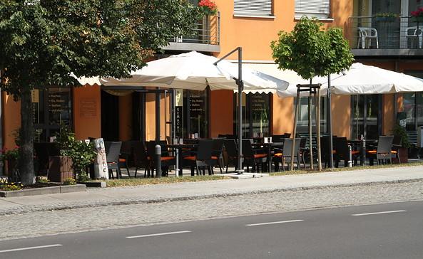 Cafe ZUCCA, Foto: Karsten Haufe