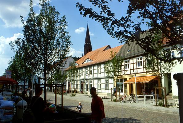 Pritzwalk Marktstra