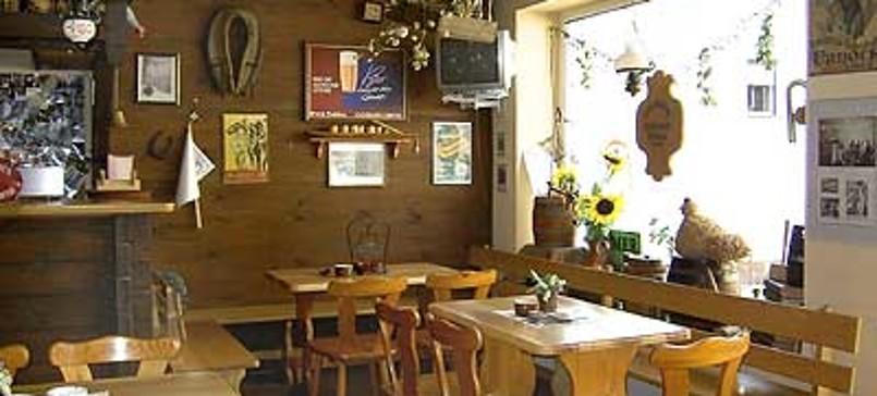 Brauhaus und Pension Babben - Gaststätte