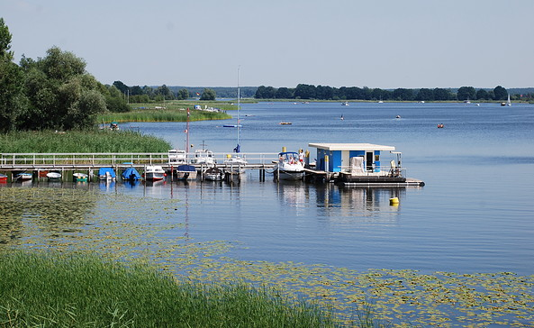 Anleger Hohennauen, Foto: Tourismusverband Havelland e.V.