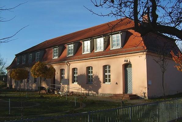 Kloster Zinna - Das Zollhaus, Foto: Museum Kloster Zinna