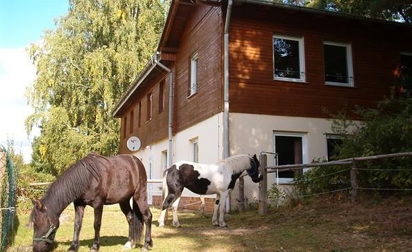 Gruppenhaus © Thomsdorf