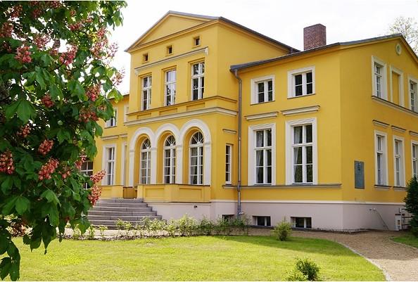 Das Gerhart-Hauptmann-Museum in Erkner