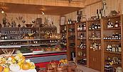 Hofladen auf dem Bauernhof Korn in Neugaul, Foto: Klaus-Peter Matte