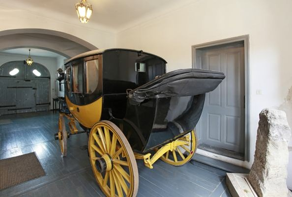 Historische Kutsche, Fotorechte: Henry Mundt