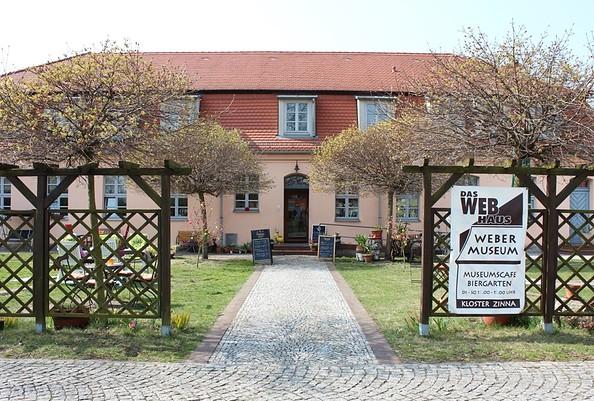 Webhaus Kloster Zinna, Foto: Tourismusverband Fläming / A. Michel