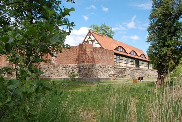 Burg Storkow - Burgwiesen, Foto: Jenny Jürgens