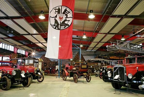 Feuerwehr- und Technikmuseum Eisenhüttenstadt