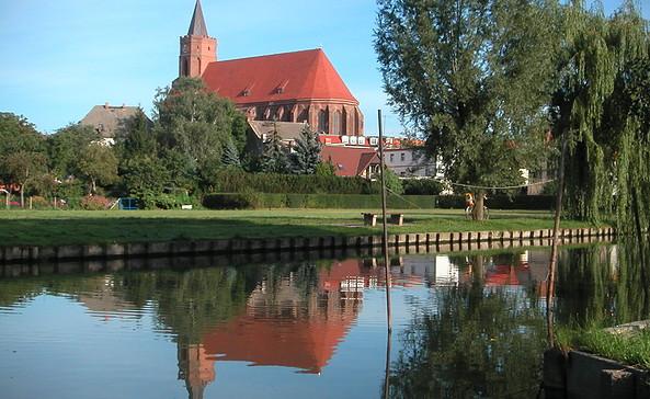 Kirche in Beeskow, Foto: Tourismusverband Seenland Oder-Spree e.V.