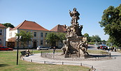 Kurfürstendenkmal Rathenow, Foto: Tourismusverband Havelland e.V.