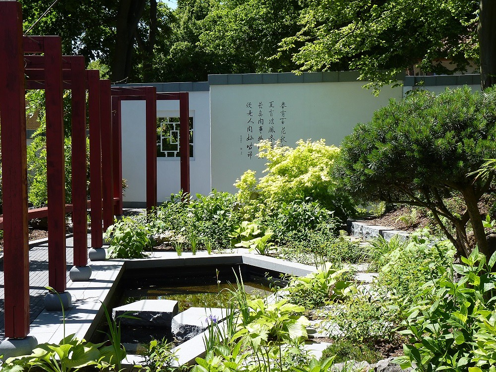 Potsdamer Gartengestaltung, chinesischer garten zeuthen, dahme-seenland, zeuthen, Design ideen