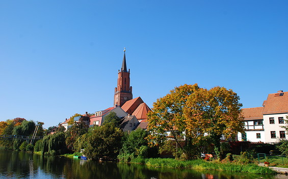 St. Marien-Andreas-Kirche in Rathenow