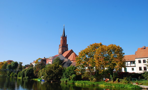 St. Marien-Andreas Kirche Rathenow, Foto: Tourismusverband Havelland e.V.