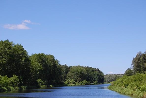 Oder-Havel-Kanal, Foto: Matthias Wedepohl