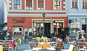 Terasse © Mosquito Bar & Restaurant & Café Cottbus