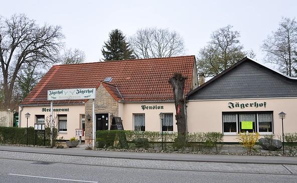 Restaurant Jägerhof, Foto: Tourismusverband Fläming e.V.