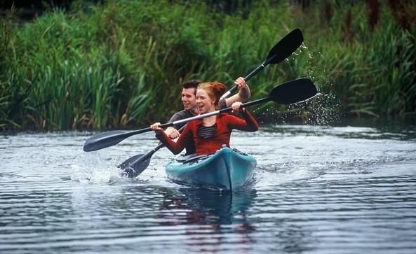 Über zehn Seen durch den Naturpark Dahme-Heideseen, Foto: Tourismusverband Dahme-Seen e.V.