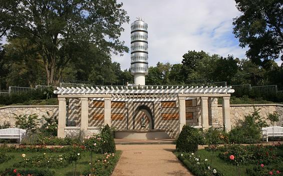 Bürgerpark Marienberg Brandenburg an der Havel