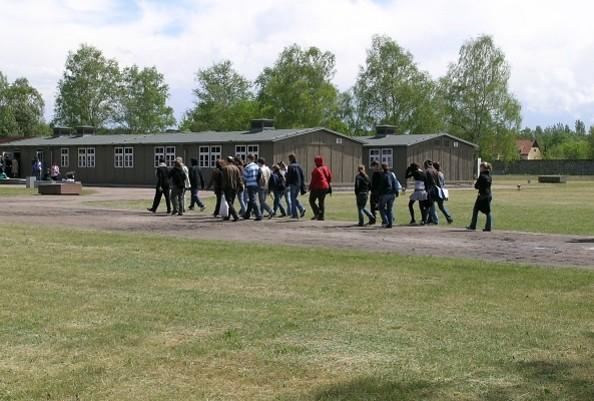 Gedenkstätte und Museum Sachsenhausen: Jüdische Baracken 38 und 39, 2006, Foto: Stiftung Brandenburgische Gedenkstätten