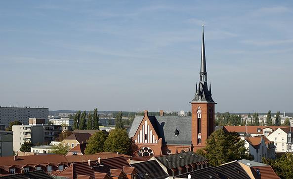 Mariä Himmelfahrt Katholische Gemeinde Schwedt - Angermünde