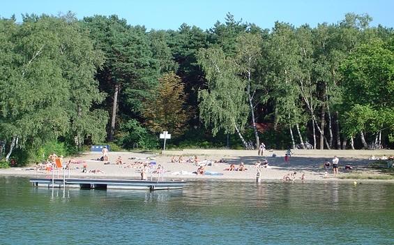 Freibad am Großen Müllroser See