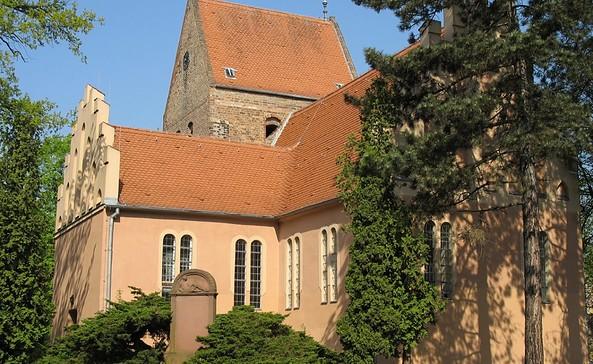 Dorfkirche Falkensee-Seegefeld © Gemeinde Falkensee