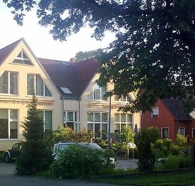 Landhaus zur alten Gärtnerei