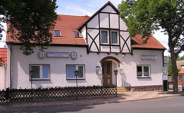 Spreewaldhotel Matschke, Foto: Zenker/ Matschke