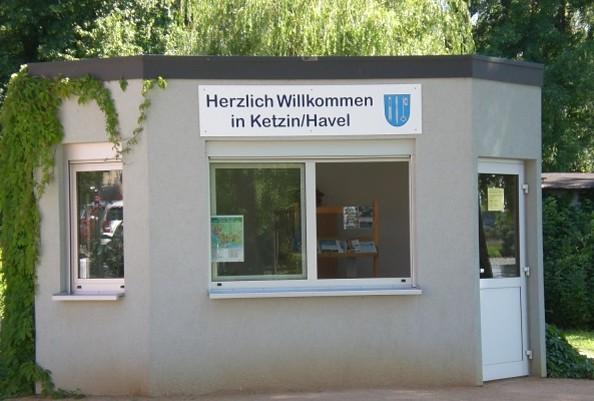 Tourist-Information Ketzin/Havel an der Havelpromenade