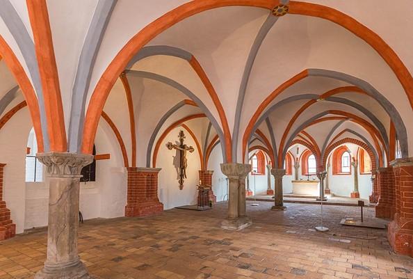 Bunte Kapelle im Dom zu Brandenburg an der Havel, Foto: TMB-Fotoarchiv/Steffen Lehmann