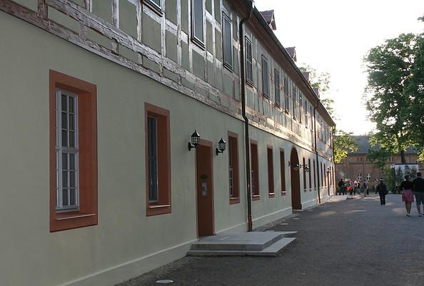 Marstall im Schlosspark Lübbenau