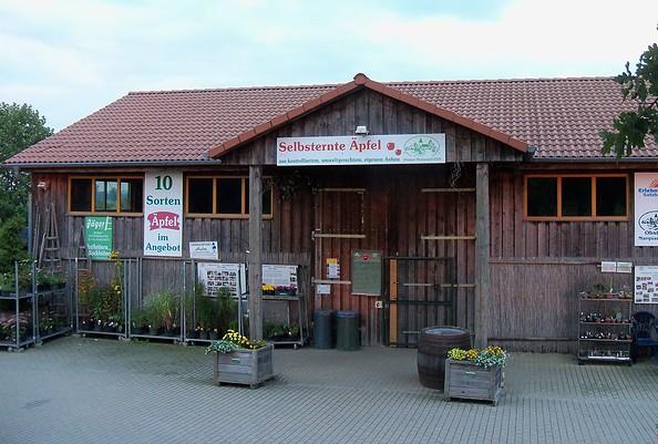 Obstgut Marquardt - Obstscheune, Foto: Yvonne Schmiele
