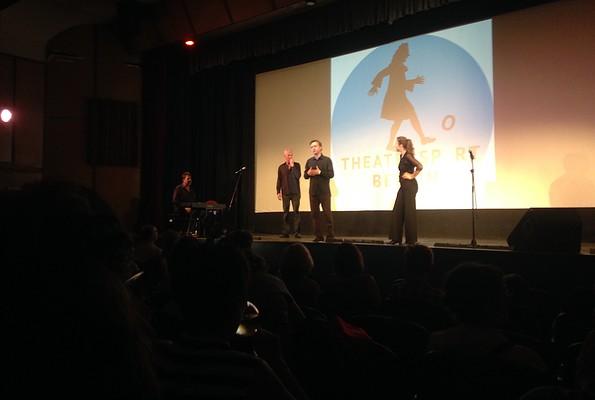 Neue Kammerspiele Kleinmachnow - Bühne im großen Saal