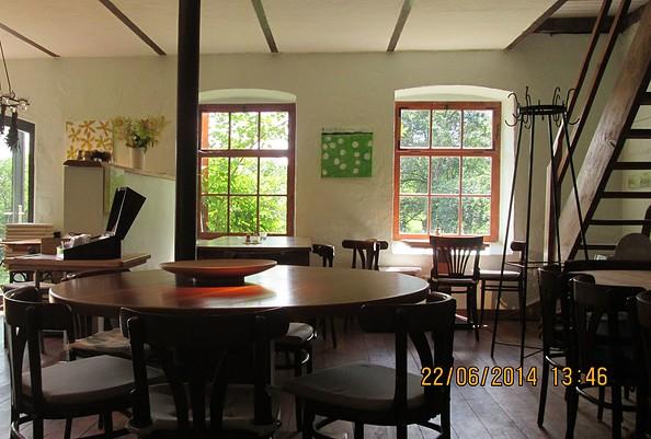 Biohof Ihlow - Café, Foto: Marion Rothschild