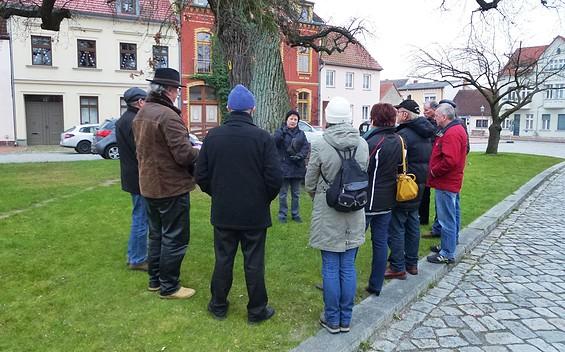 Stadtführungen durch die Altstadt von Mittenwalde