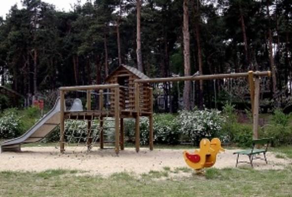 "Campingplatz ""An der Geisterschlucht"" - Spielplatz"
