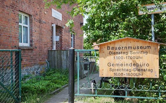Bauernmuseum Rühstädt