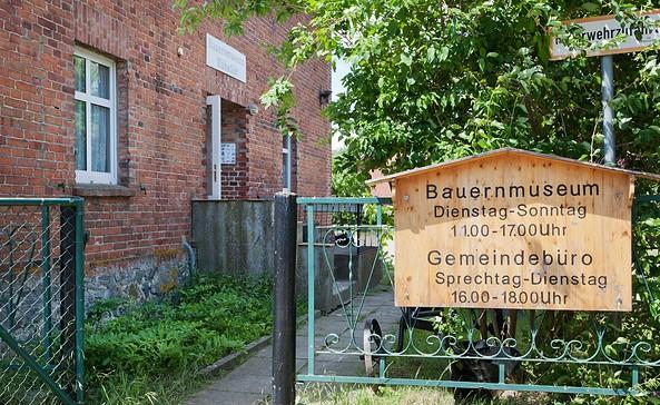 Bauernmuseum Rühstädt, Foto: Jens Wegner